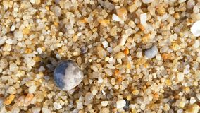 Sand textures background Royalty Free Stock Photography