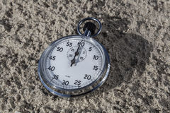Sand of Time Royalty Free Stock Photography