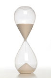 Sand Timer close up Stock Photo