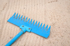 Sand tool Stock Photography