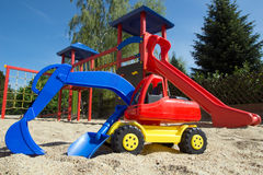 Sand toys Stock Image