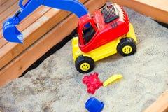 Sand toys Royalty Free Stock Photo