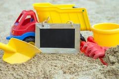 Sand toys Stock Photo