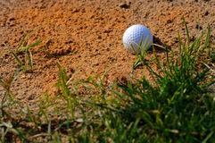 Sand Trap 1 Stock Images