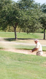 Sand Trap Stock Photography