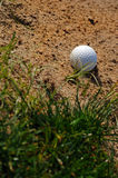 Sand Trap 2 Royalty Free Stock Photo