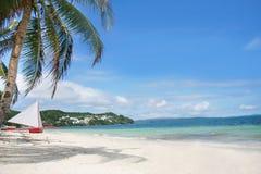 Sand Tropical Beach Stock Photo