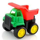 Sand truck Royalty Free Stock Image