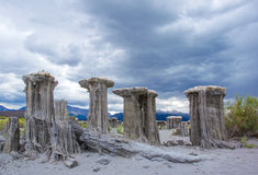 Sand Tufa Royalty Free Stock Photography