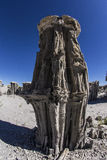 Sand Tufas at Mono Lake Royalty Free Stock Photo
