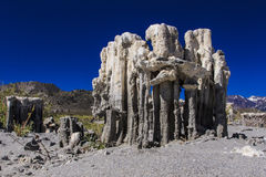 Sand Tufas at Mono Lake Stock Photography