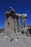 Sand Tufas at Mono Lake Royalty Free Stock Photo