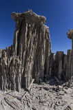 Sand Tufas at Mono Lake Royalty Free Stock Photography