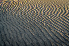 Sand tune texture pattern Royalty Free Stock Image