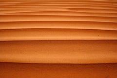 Sand in Tunesien Lizenzfreies Stockbild