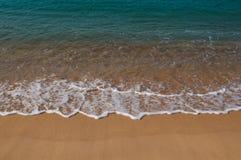 Sand u. Meer Stockbild