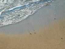 Sand und Erde draußen Lizenzfreie Stockfotos