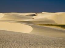 Sand und Himmel Lizenzfreie Stockbilder