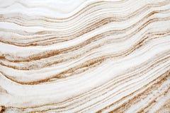 Sand und Schneehintergrund Stockfoto