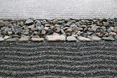 Sand und Stein Lizenzfreie Stockbilder