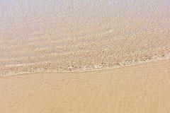 Sand under havet arkivfoto