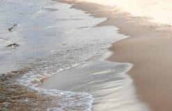 sand vatten Fotografering för Bildbyråer