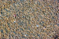 Sand von Barcelona lizenzfreie stockbilder
