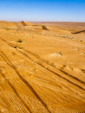 Sand. Wahiba Sand Desert, Oman, Arabic Peninsula Stock Images