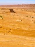 Sand. Wahiba Sand Desert, Oman, Arabic Peninsula Royalty Free Stock Photos