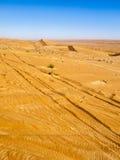 Sand. Wahiba Sand Desert, Oman, Arabic Peninsula Stock Photos