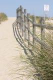 Sand walkway Royalty Free Stock Photos