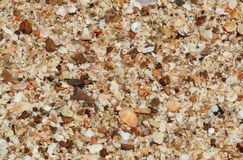 Sand wallpaper Royalty Free Stock Images