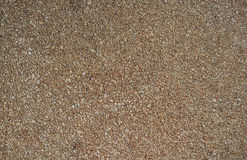 Sand washed. Flooring texture detail Royalty Free Stock Image
