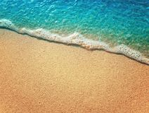 Sand & Water stock photography