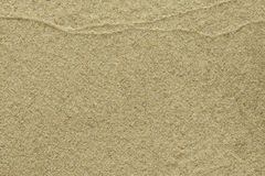 Sand with watermark background Stock Images