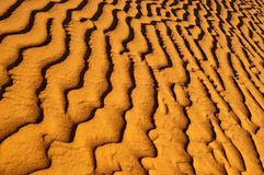 Sand wave Royalty Free Stock Photos