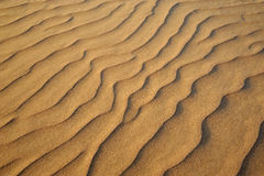 Sand waves Stock Photo