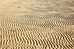 Sand waves Stock Photos