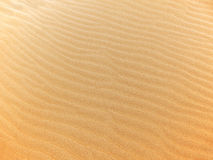 Sand waves background Stock Photography