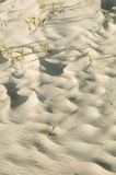 Sand waves background stock photo