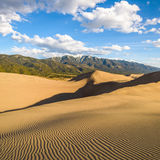 Sand Waves - Square Royalty Free Stock Photo