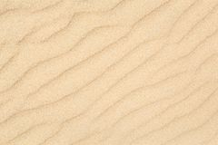 Sand waves texture with diagonal pattern Royalty Free Stock Images