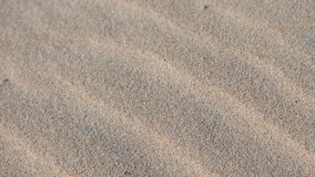 Sand waves stock video footage