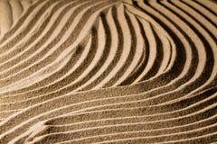 Sand-Welle stockfotos