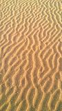 Sand-Wellenbeschaffenheit Lizenzfreies Stockfoto