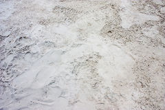 Sand white for  background and  texture Royalty Free Stock Image