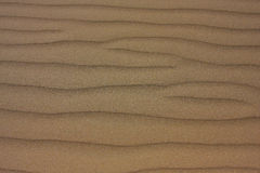 Sand and wind texture pattern Stock Photos