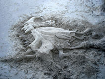 Sand witch Stock Photos