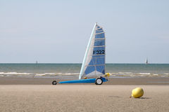Sand Yacht Stock Photos