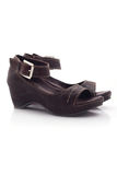sandałów butów lato biel Obrazy Stock